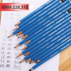 In ấn, BÚT CHÌ GỔ 3B,4B,5B,6B,7B,8B  tại TP.HCM